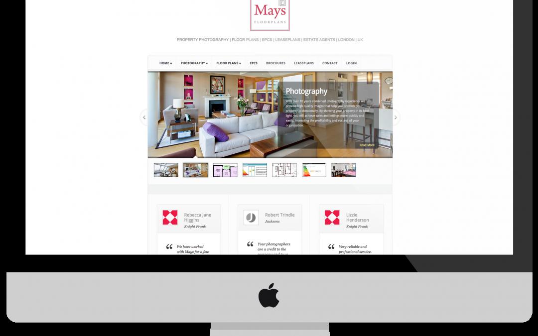 Mays Floorplans